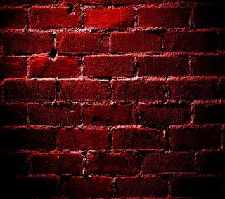 Обои на телефон кирпичи, любовь, красые, классные, red bricks, love