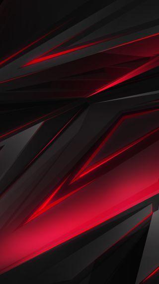 Обои на телефон фон, черные, магия, красые, абстрактные, zte, red magic, nubia