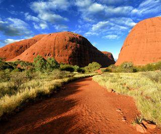 Обои на телефон рокки, пустыня, австралия, the outback