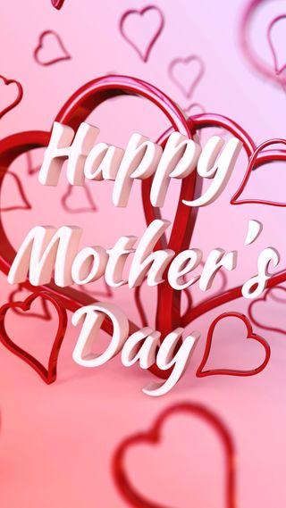 Обои на телефон семья, сердце, матери, мамочка, мама, любовь, день, mothers day hearts, love
