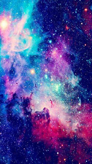 Обои на телефон галактика, galaxy, dfgg