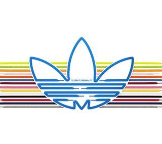 Обои на телефон логотипы, адидас, adidas -logos, adidas