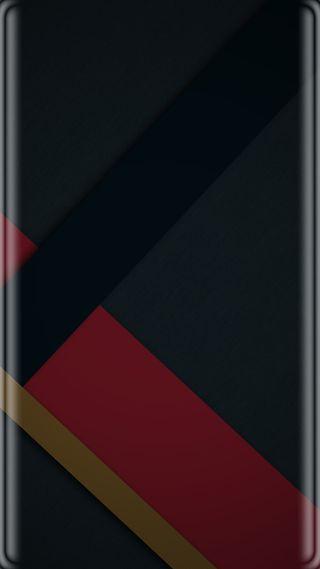 Обои на телефон военно морские, черные, тед, полосы, грани, абстрактные, s7 edge