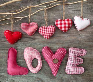 Обои на телефон love, любовь, сердце, романтика, дерево, валентинка, ткани
