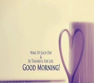 Обои на телефон пожелания, чашка, утро, сердце, любовь, love, good, cup