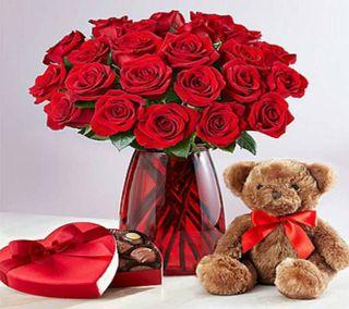 Обои на телефон love, любовь, красые, ты, розы, валентинка, медведь, шоколад