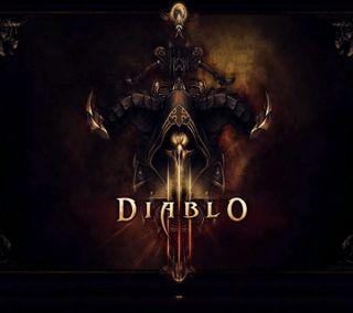 Обои на телефон охотник, игры, диабло, демон, demon hunter games