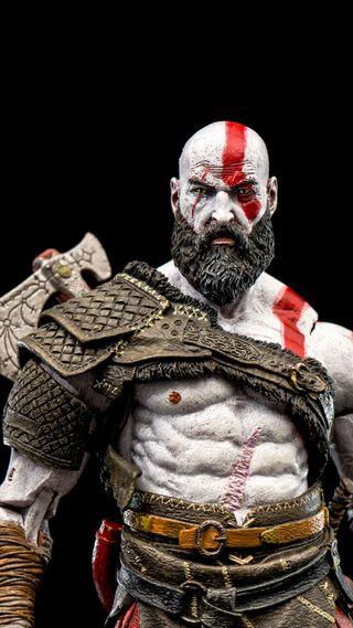 Обои на телефон кратос, игры, война, бог, god of war kratos
