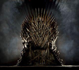 Обои на телефон трон, престолы, игра