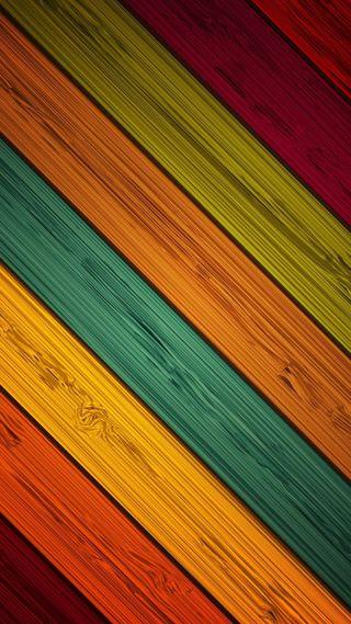 Обои на телефон пастельные, цветные, красочные, дерево, madera