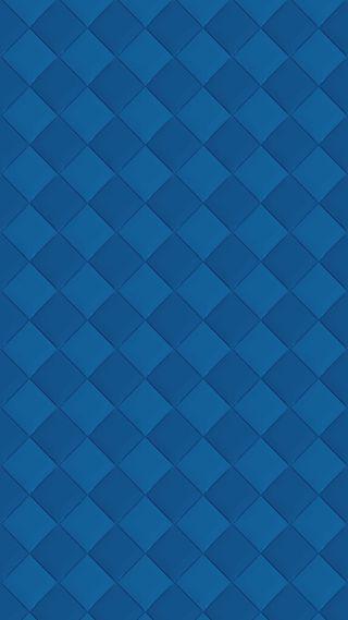 Обои на телефон геометрия, синие, рояль, андроид, абстрактные, rombi, clash, android