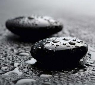 Обои на телефон мокрые, черные, рок, прекрасные, новый, крутые, капли, галактика, вода, арт, s4, galaxy, art