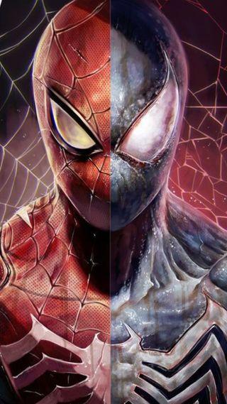 Обои на телефон человек паук, фильмы, рисунки, паук, герой, man