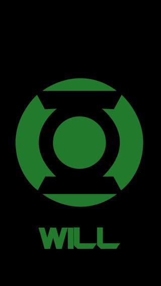 Обои на телефон фонарь, зеленые, power