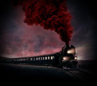 Обои на телефон поезда, orient, express