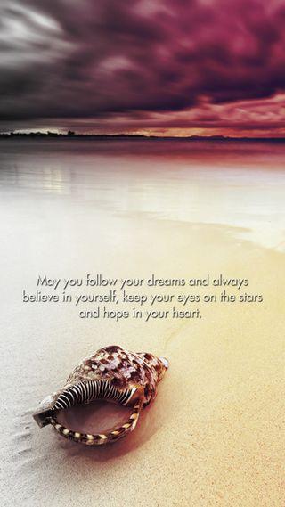 Обои на телефон твой, мечты, любовь, высказывания, love, follow your dreams