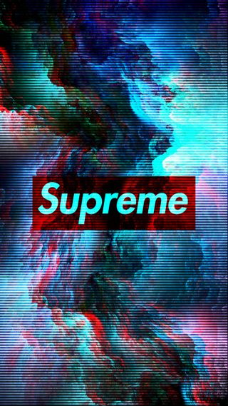 Обои на телефон тв, цветные, сбой, vhs, supreme, 3д, 3d