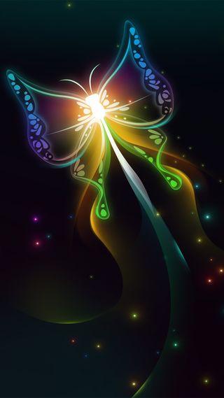 Обои на телефон геометрические, хипстер, радуга, крутые, дизайн, в тренде, бабочки, абстрактные, rainbow butterfly