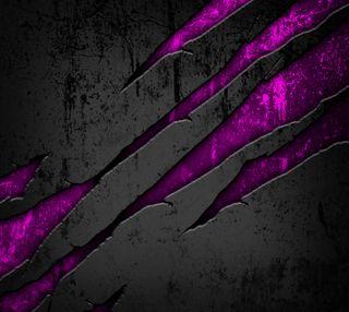 Обои на телефон металлические, фон, фиолетовые, треснутые, текстуры, металл, абстрактные, split, cracked metal