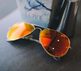 Обои на телефон стекло, солнечные очки, самсунг, гугл, samsung, nexus, lg, google