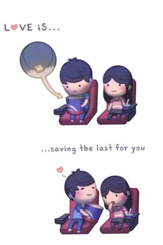 Обои на телефон ты, любовь, love
