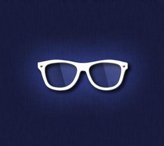 Обои на телефон очки, хипстер, hipster glasses, dsx, dsfg