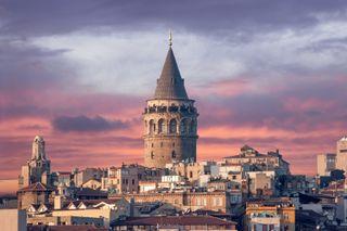 Обои на телефон стамбул, турецкие, османский, города, галата, башня, galatatower, galatakulesi, galata tower