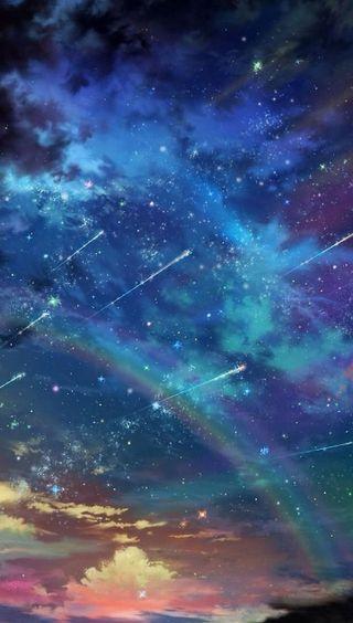 Обои на телефон планета, самсунг, небо, samsung
