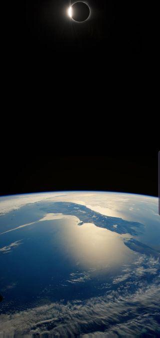 Обои на телефон солнечный, самолет, окно, космос, note 10 plus, aviation
