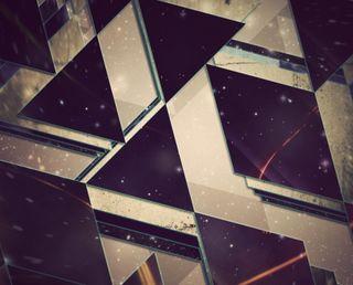 Обои на телефон треугольник, любовь, классные, бриллиант, love, diamond and triangle, 2016