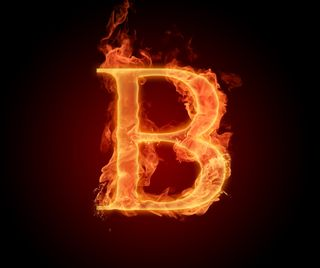 Обои на телефон буквы, letter b