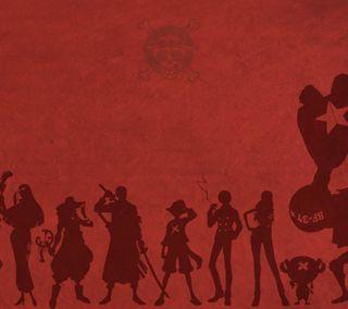 Обои на телефон чоппер, луффи, красые, красные, зорро, ван пис, sombras, piratas, mugiwaras
