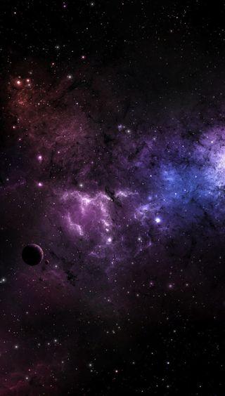 Обои на телефон солнечный, темные, система, природа, планеты, небо, космос, вселенная, solar eight