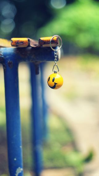 Обои на телефон ключ, фотография, смайлики, айфон 5, айфон, smile is the key, iphone