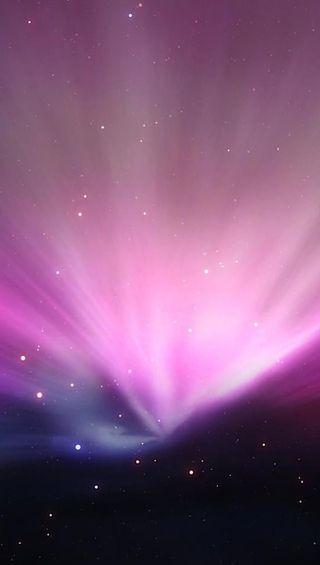 Обои на телефон космос, горизонт, галактика, qhd, galaxy, 1440x2560