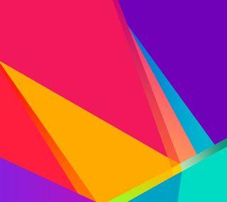 Обои на телефон формы, треугольник, самсунг, галактика, абстрактные, samsung, s5, gs5, galaxy