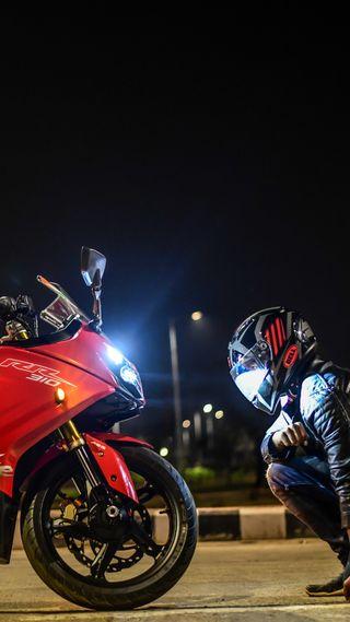 Обои на телефон мотоциклы, мотоцикл, rr310