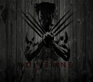 Обои на телефон росомаха, я, рисунок, мускул, люди, дерево, x-men wolverine wood, viktor904, ebony, blades