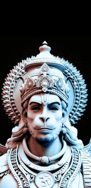 Обои на телефон хануман, обезьяны, бог, monkey god