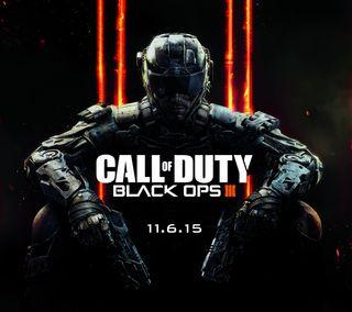 Обои на телефон видео, черные, игра, cod, call of duty, black ops iii, black ops 3