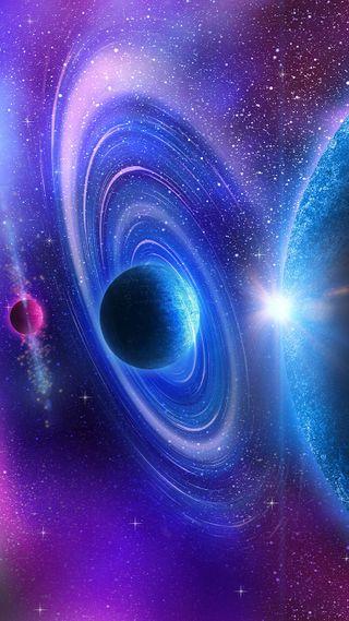 Обои на телефон мир, звезда, жизнь, вселенная, universe 4k