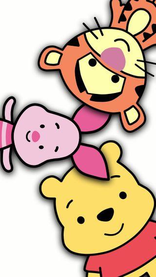 Обои на телефон пух, медведь, животные, pooh bear