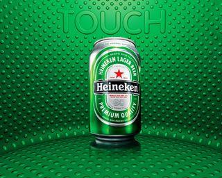 Обои на телефон хейнекен, трогать, пиво, напиток, алкоголь, heineken, 3д, 3d