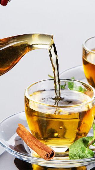 Обои на телефон чай, herbs