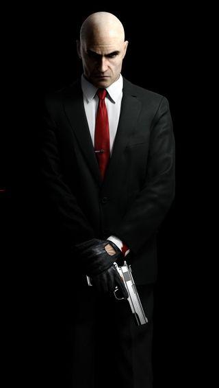 Обои на телефон хитман, оружие, новый, игра, hitman absolution, absolution, 2012