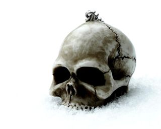 Обои на телефон готические, череп, умри, темные, смерть