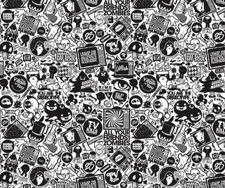 Обои на телефон текстуры, черные, графика, белые