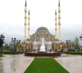 Обои на телефон мечеть, ислам, mosque chechnya, moschee, chechen