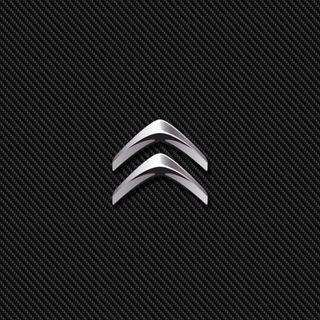 Обои на телефон значок, эмблемы, логотипы, карбон, citroen carbon, citroen