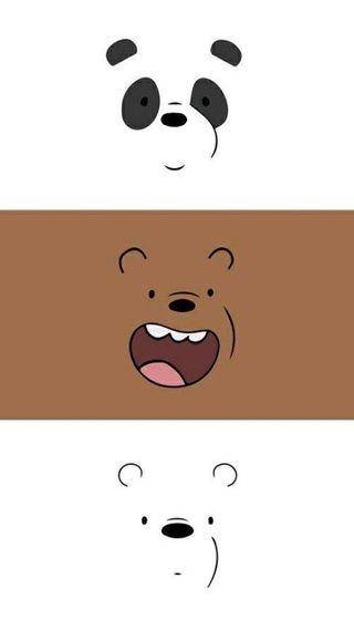 Обои на телефон медведи, рисунки, мы, мультфильмы, милые, животные, we bare brars, leeeeeeeeleebo, bare bears